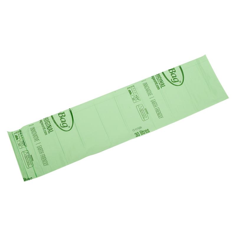 """Комплект биоразлагаемых пакетов для мусора """"BioBag Family"""", 3 рулона"""