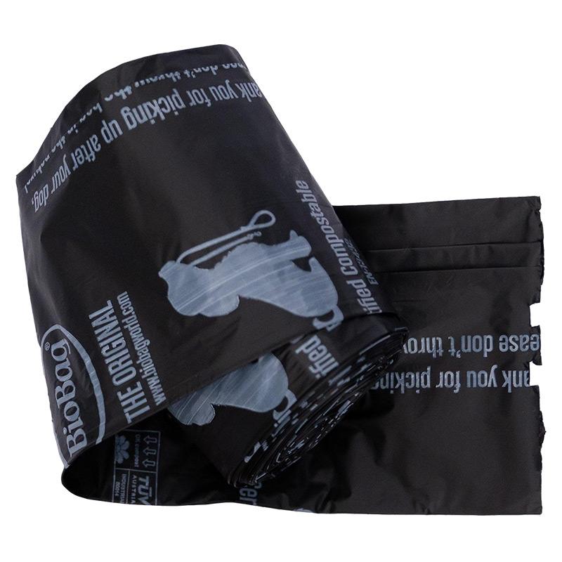 Эко-пакеты BioBag для уборки за собаками, 50 шт.