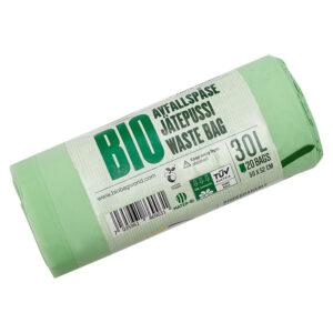 Еко-пакети для сміття BioBag 30 л