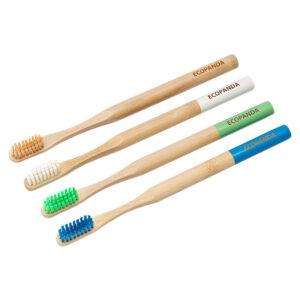 Годовой запас зубных щеток Ecopanda