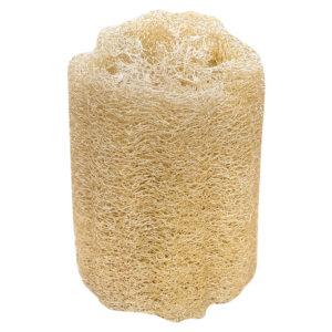 Екологічна губка-люфа, 10x10 см