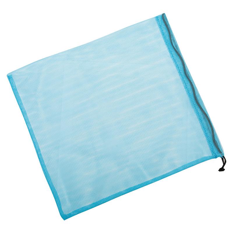 Екомішечок для продуктів синій, розмір L (30 x 26 см)