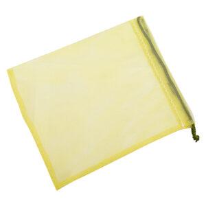 Экомешочек для продуктов желтый, размер S (18 x 16 см)
