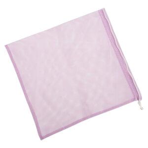 Экомешочек для продуктов лиловый, размер L (30 x 26 см)