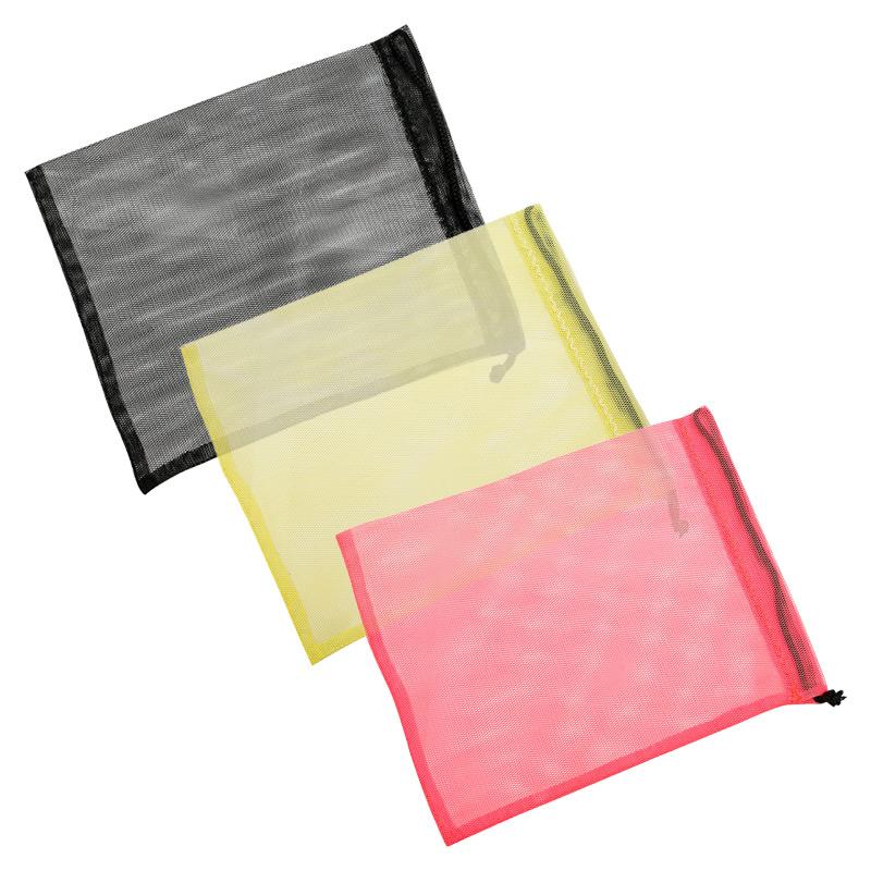 Экомешочек для продуктов розовый, размер S (18 x 16 см)