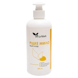 Экологичное жидкое мыло DeLaMark Цитрусовое настроение, 500 мл