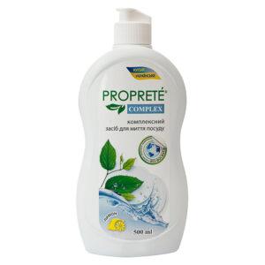 Екологічний засіб для миття посуду Proprete Complex, 500 мл