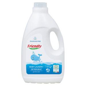 Органічний засіб для прання FRIENDLY ORGANIC без запаху, 2000 мл