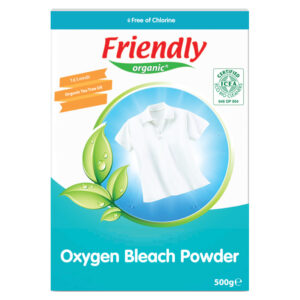 Органический кислородный порошок для удаления пятен FRIENDLY ORGANIC, 500 г