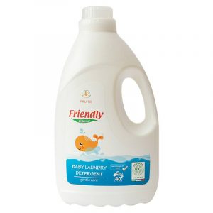 Органічний засіб для прання FRIENDLY ORGANIC фруктовий, 2000 мл