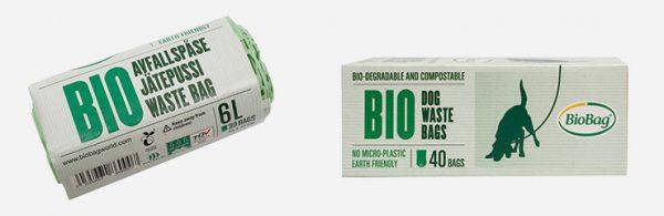 Біорозкладні пакети