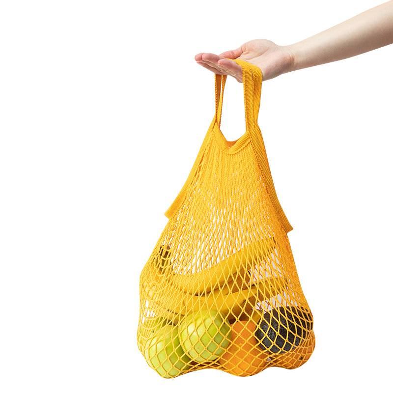 Авоська-шопер жовта