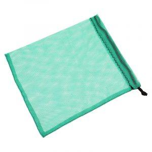 Экомешочек для продуктов зеленый, размер S (18 x 16 см)