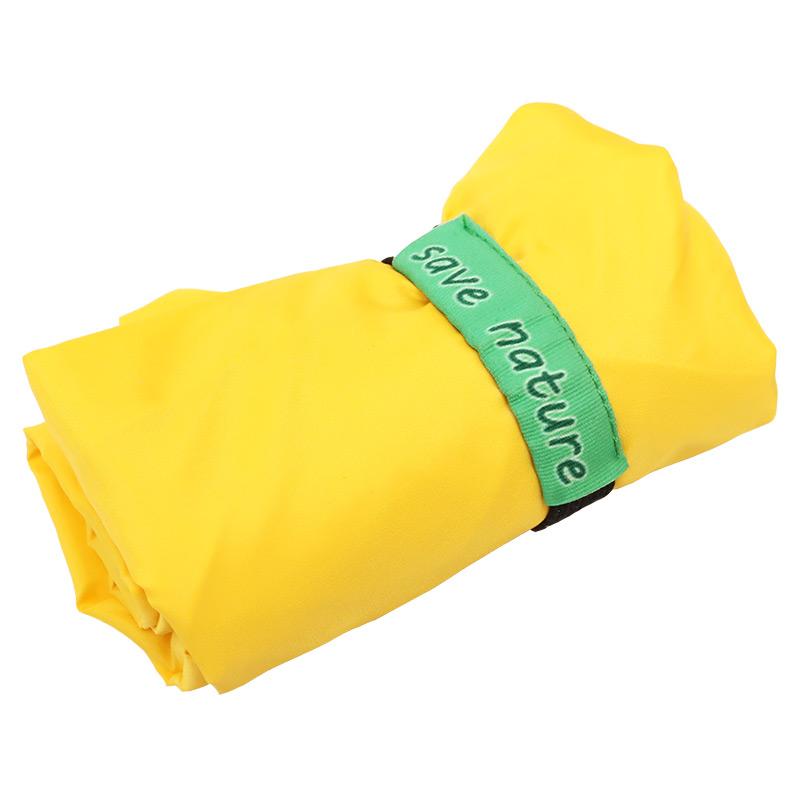 """Еко-шопер Savenature ecobags """"Компакт"""", жовтий"""