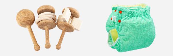 Экотовары для детей
