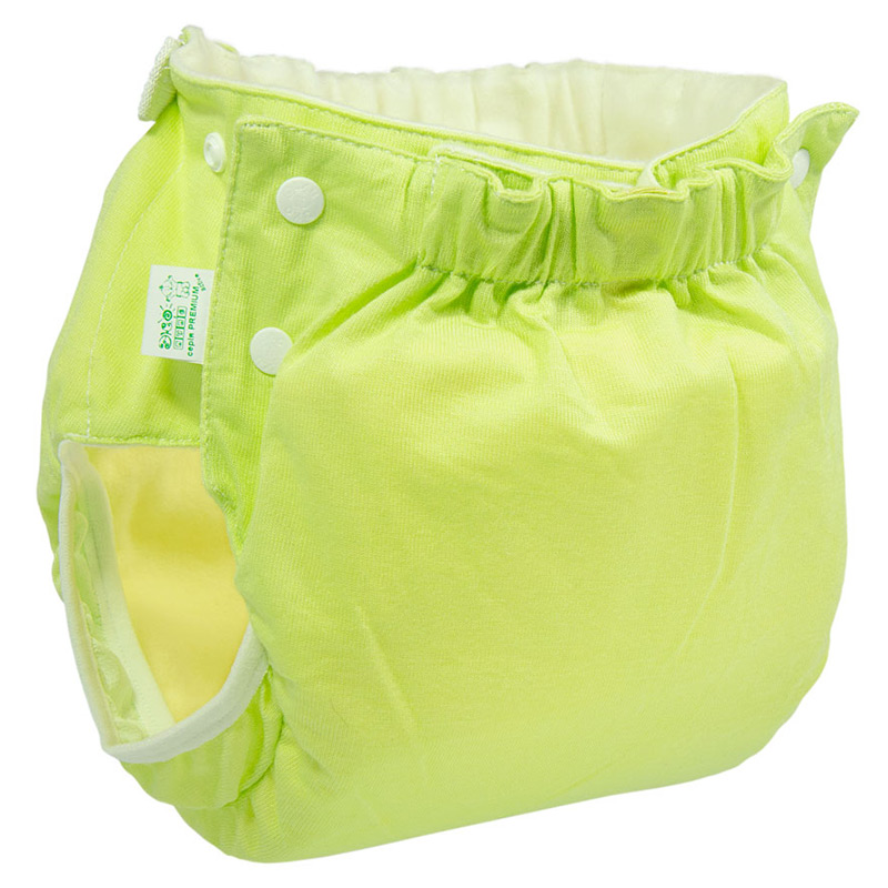 Підгузок трикотажний ЕКО ПУПС Active Premium (від 18 до 23 кг), з вкладишем