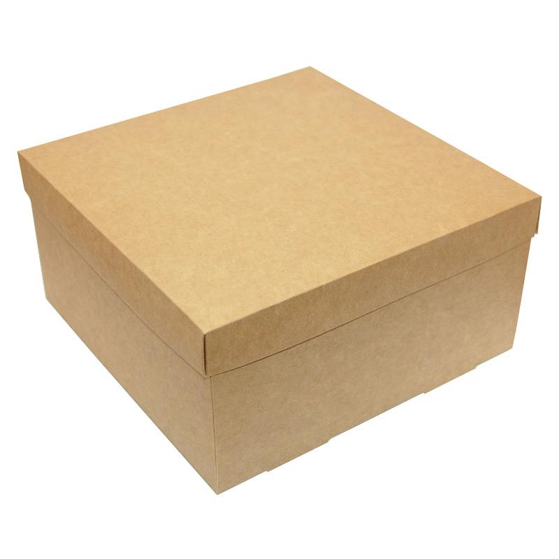 "Картонна подарункова коробочка ""Craft"""