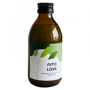 Шампунь Ekolux Лето Love с зеленой глиной, 250 мл