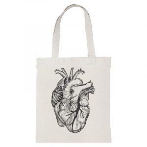 Екосумка-шопер Heart 43 см х 40 см