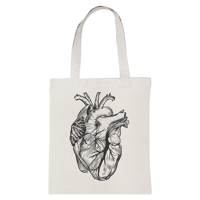 "Екосумка-шопер ""Heart"""