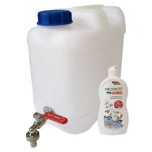 Екологічний засіб для миття дитячого посуду Proprete Baby Care на розлив