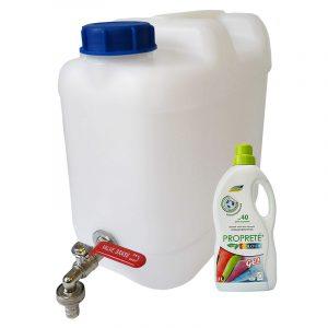 Екологічний рідкий засіб для прання Proprete Colour на розлив